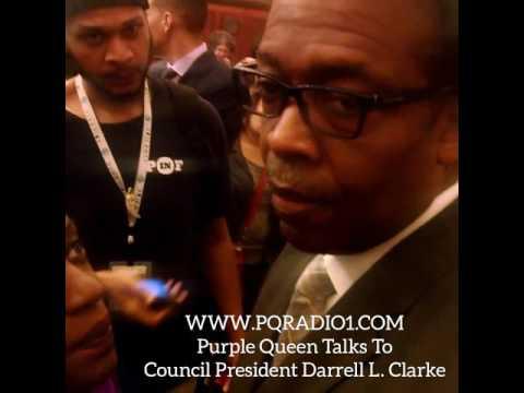 PQRADIO1 NEWS Talks to Philadelphia Council President Darrell Clarke