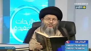 السيد كمال الحيدري: الملائكة كانت تحدث عمر بن الخطاب