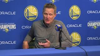 Steve Kerr: LaVar Ball is a 'Kardashian of the NBA' and 'laughing at all of us' in Lithuania