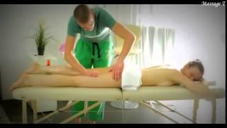 Sensual Energizing Massage - Beauty Girl Massage Relax