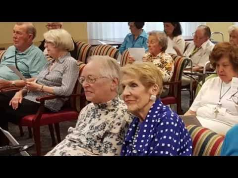 Using Humor to Share Islam with Seniors Dr. Sabeel Ahmed
