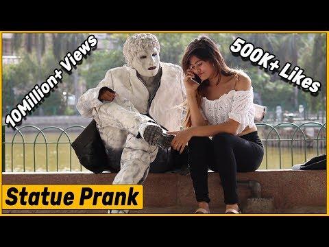 Xxx Mp4 Epic Statue Prank Ft SA Wardega The HunGama Films 3gp Sex