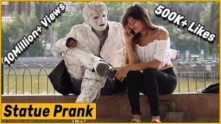 Epic Statue Prank - Ft. SA Wardega | The HunGama Films