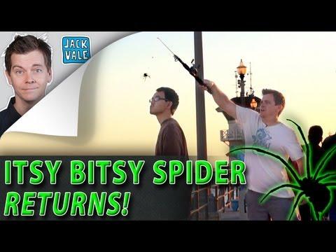 Itsy Bitsy Spider Returns