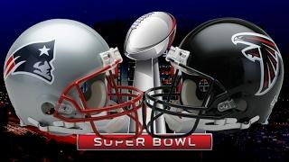 2017 NFL Super Bowl Patriots vs. Falcons MADDEN SIM