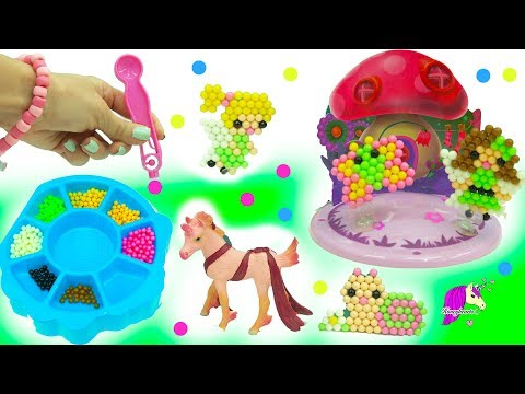 Xxx Mp4 Make Your Own Fairy Unicorn Horse Beados Magical Water Beads Video 3gp Sex