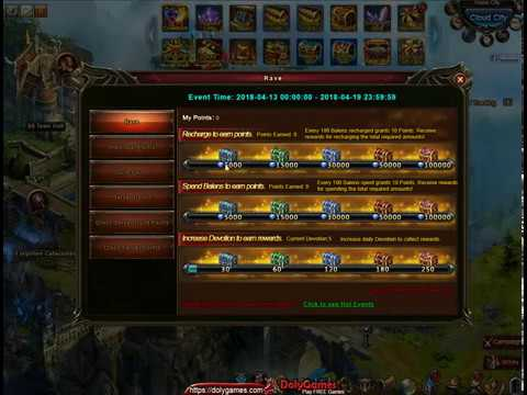 Wartune Rave Event 13 to 19 APR 2018