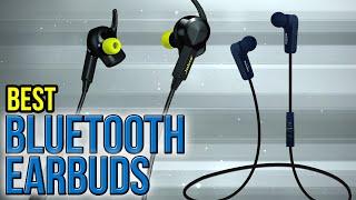 10 Best Bluetooth Earbuds 2017
