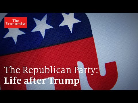 Life after Trump what's the future of the Republican Party The Economist