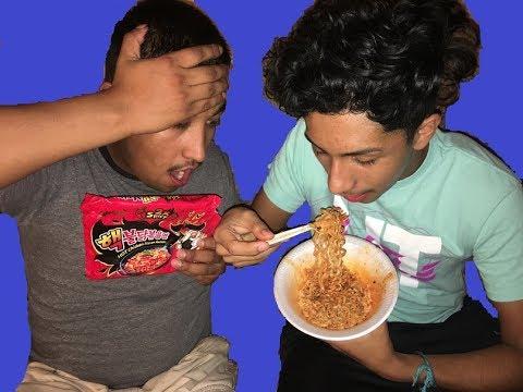 Xxx Mp4 Spicy Roman Noodle Challenge 3gp Sex
