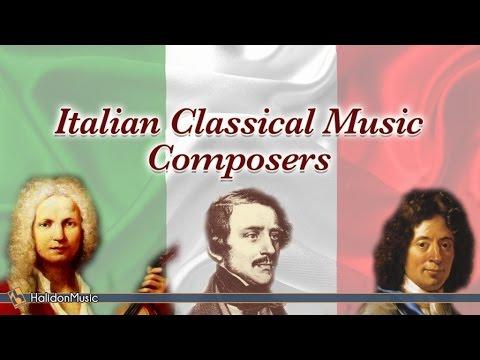 Vivaldi Donizzetti Corelli Rossini Cherubini Mulè Floridia Italian Classical Music Composers