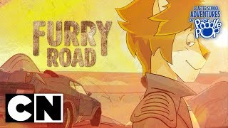 Furry Road (Ep 1) | The After School Adventures of Paddle Pop