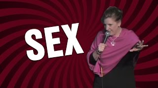 Lisa Lampanelli - Sex (Stand Up Comedy)