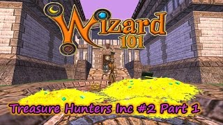 Wizard101 Treasure Hunters Inc #2 Part1 - Puzzle Solution and Giveaway Winners Announced