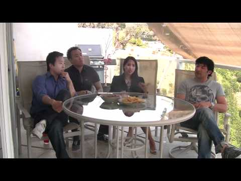 Timothy Tau Max Phyo Hidekun Hah and Cyndee San Luis Interview A Long Term Thing