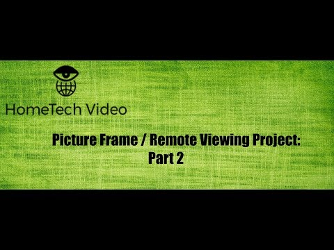 Xxx Mp4 Picture Frame Blue Iris Remote Viewing Project Part 2 Testing Phase 3gp Sex
