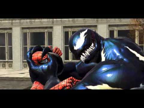 Spiderman Web of Shadows walktrough He s Back