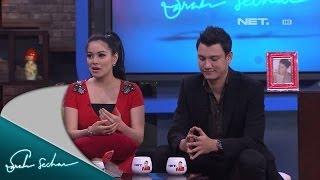 Sarah Sechan-Titi Kamal dan Christian Sugiono - Pasangan Selebriti
