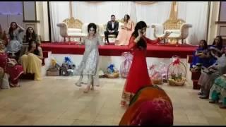 Dance - channe ke khet - mendhi dance - engagement dance - bollywood dance