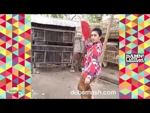 Kumpulan video lucu dubsmash artis Indonesia bikin ngakak