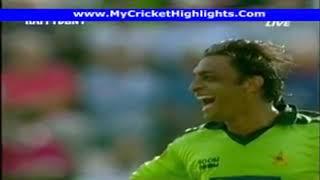 SHOAIB AKHTAR [WICKETS] VS ENGLAND 5TH ODI 2010