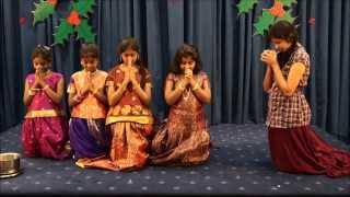 Vannathu poochi sirakadithu, performance by Suganya Robert & Team, Word of God Church, Doha Qatar