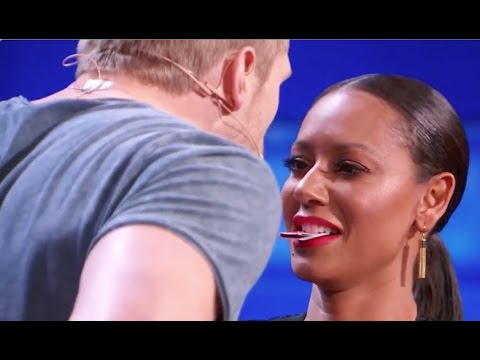 Xxx Mp4 Sexy Magician Tries To Kiss Mel B Using His Tricks 3gp Sex