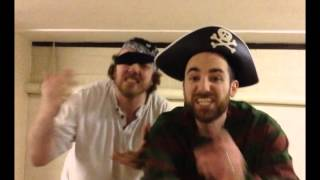 Treasure- A Bruno Mars parody by the Parody Pirates