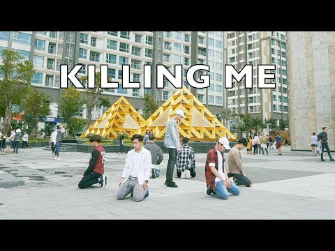 [KPOP IN PUBLIC CHALLENGE] iKON - '죽겠다(KILLING ME)' | Dance Cover | B.K.A.V x adidas