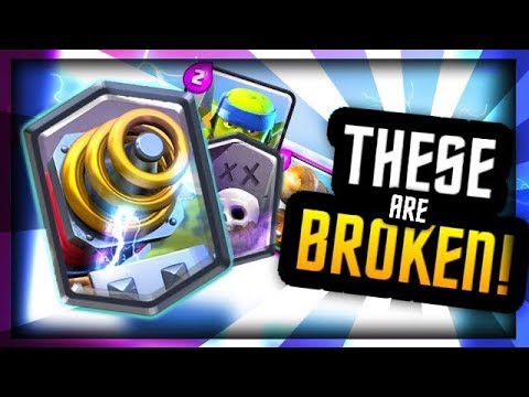 BROKEN! 11 CARDS THAT SUPERCELL NEEDS TO BUFF/NERF
