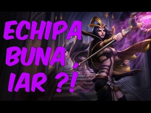 League of Legends | ROMANIA - ECHIPA BUNA , IAR ?! #waterf*ck - Patch 6.19