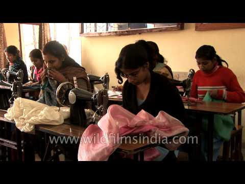 Xxx Mp4 Dress Designing And Tailoring Courses For Children Of Scavengers In India 3gp Sex