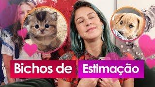 BICHOS DE ESTIMAÇÃO  Luana Responde  Luana Piovani