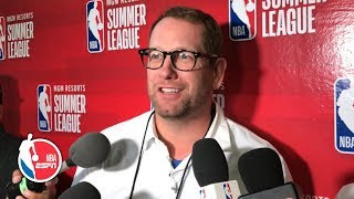 Nick Nurse on Kawhi joining Clippers: 'You can