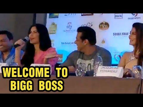 Xxx Mp4 Salman Khan And Katrina Kaif Turn Bigg Boss Host In Atlanta Dabangg Tour Reloaded 2018 3gp Sex