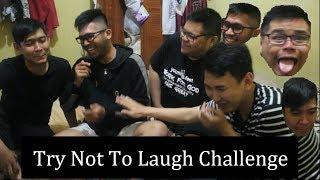 Try Not To Laugh Challenge (Nahan sampe kentut)