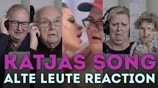 Katja Krasavice - Doggy  / Alte Leute Reaction