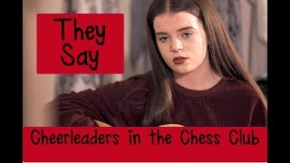 They Say - BTS - Cheerleaders in the Chess Club