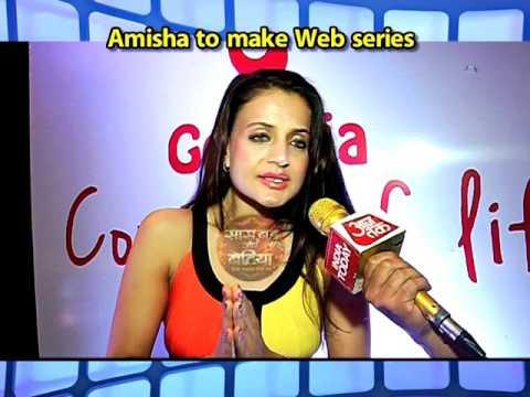 Xxx Mp4 Actress Amisha Patel To Make Web Series 3gp Sex