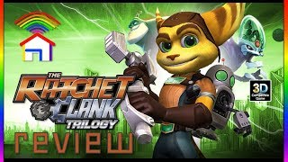 Ratchet and Clank Trilogy/Collection review - ColourShed