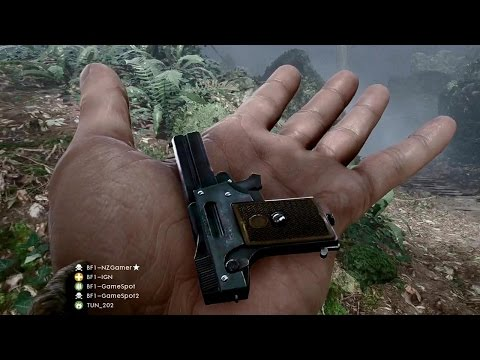 watch A Kill with the Smallest Gun in Battlefield 1