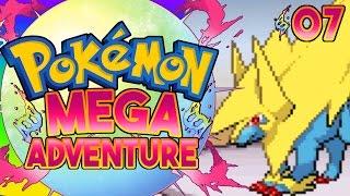 Pokemon Mega Adventure Fan Game Part 7 MEGA EVOLUTION & GEN 7! Gameplay Walkthrough