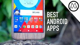 Top 10 Best Android Apps - March 2017!