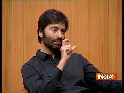 Xxx Mp4 We Want An Independent Kashmir Says Yasin Malik India TV 3gp Sex