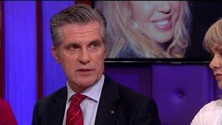 Advocaat: Patricia Paay wist niet dat seksuele handelingen werden gefilmd - RTL LATE NIGHT