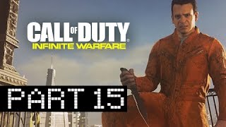 Call of Duty Infinite Warfare Walkthrough Part 15 - Earth: Black Flag (Let's Play)