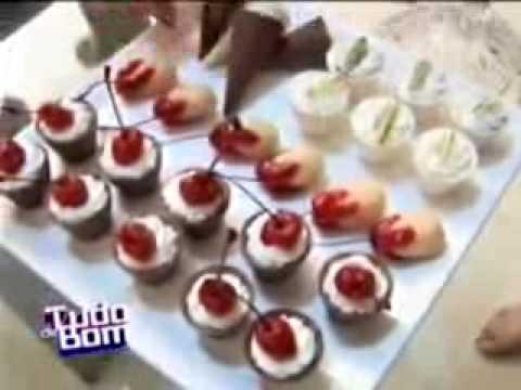 Programa Tudo de Bom destaca doces finos para festas da sociedade
