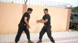 SSU sindh police pakistan karate self Defense No.2  saleem niazi.MOV