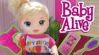 Baby Alive Oyuncak Bebek Güzellik Sırları   Oyun Oyna    Oyuncak Butiğim
