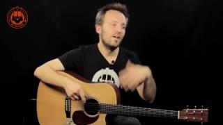 Comment jouer du Blues sur une Guitare Acoustique ?